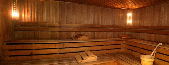 Il Vigo di Marilleva: Sauna