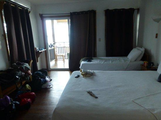El Limbo on the Sea Hotel: sea view room