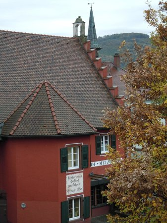 Hotel Restaurant zum Ochsen: Novembre 2012