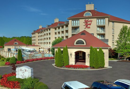 Music Road Resort Inn : Making memories in Pigeon Forge, Tennessee!