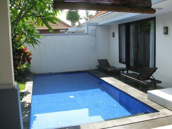 Evita Villa: Villa pool