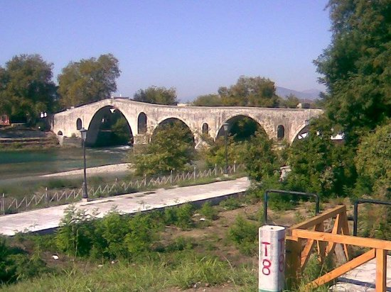 Arta, اليونان: Arta Bridge