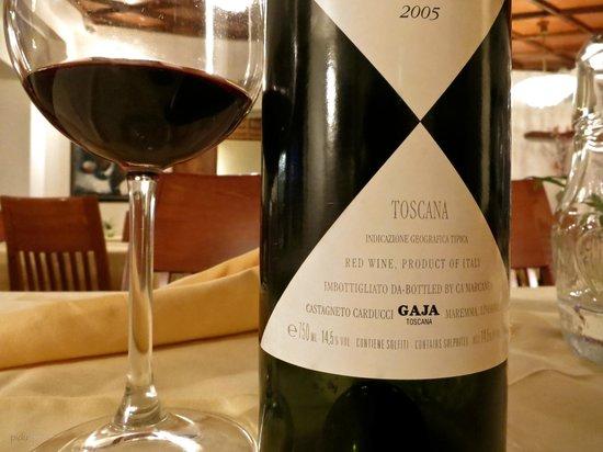 Hotel Restaurant Derby: Das Weinangebot ist ganz nach unserem Geschmack