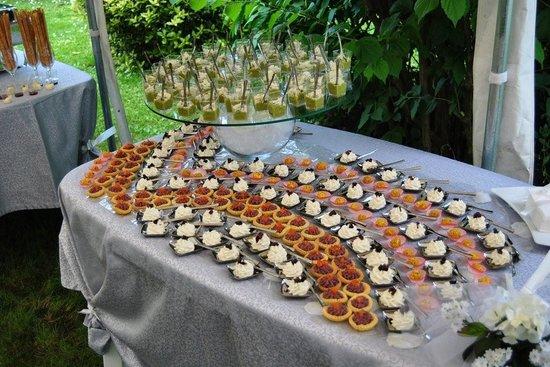 La Bucascia Restaurante: buffet