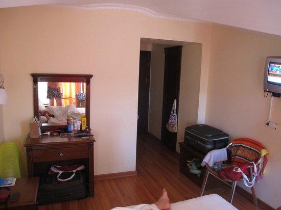 Cihanturk Hotel: номер