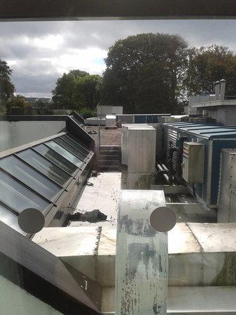 Sligo Park Hotel : The lovely view from room 304