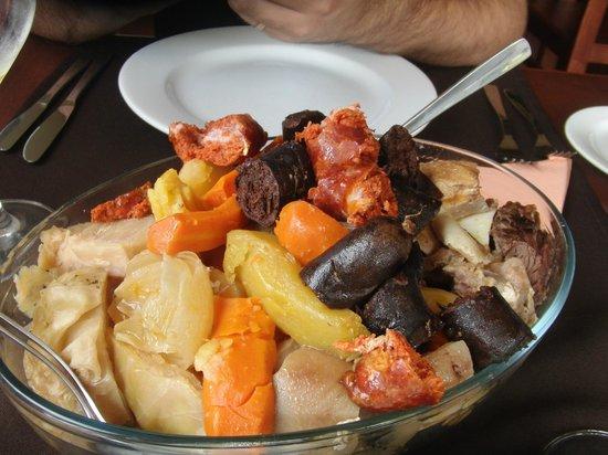 Caldeiras & Vulcoes Restaurante: Cozido