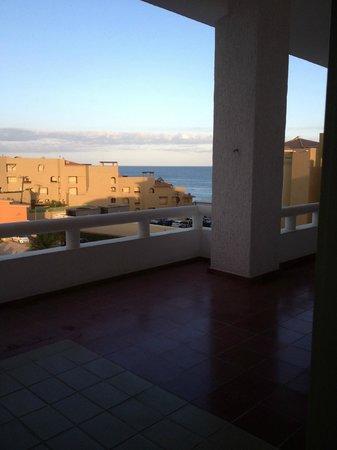 Bahia Hotel & Beach House: View from the 5th floor