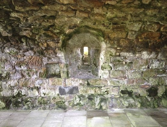Bonamargie Friary: Inside the friary