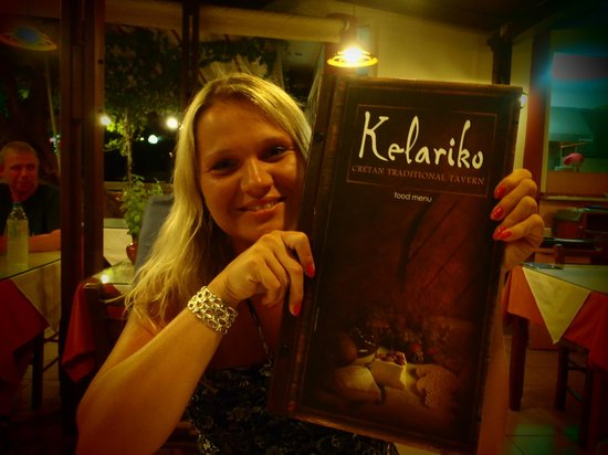 Kelariko Restaurant : Amazing food - don't forget to try Kleftiko, Mousaka and Fresh Fish ;)