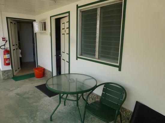 Hotel la Terraza : standard room