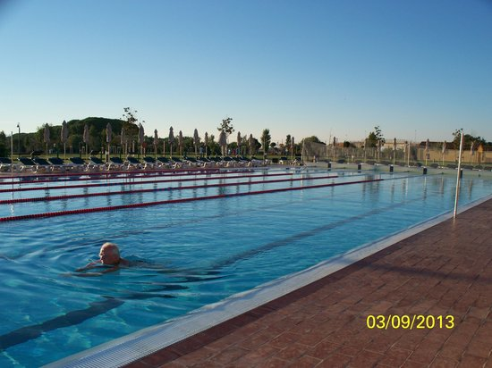 Poggio all'Agnello Country & Beach Residential Resort: Piscina olimpica