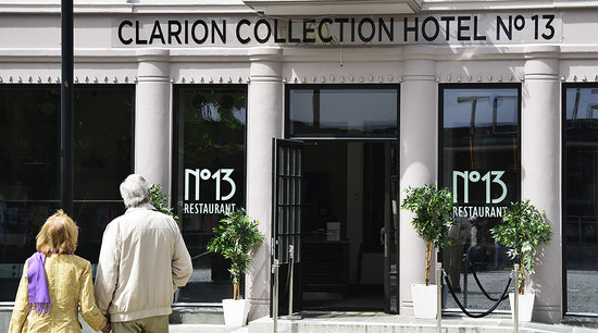 Hotel No 13: Entrance Collection No 13