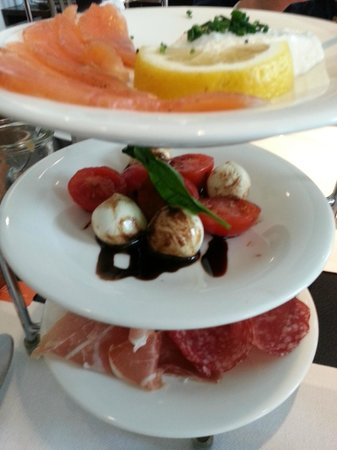 Hotel Hollmann-Beletage: Another breakfast plate