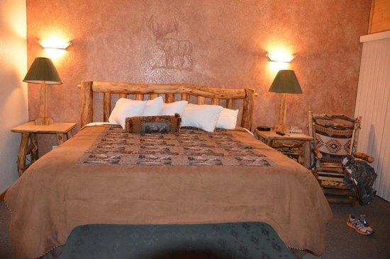Gateway Inn: Our Room