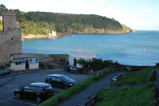 Dartmouth Castle Tea Rooms : The Cafe at the castle!