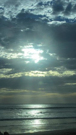 Empalme a Las Playas: God Rays
