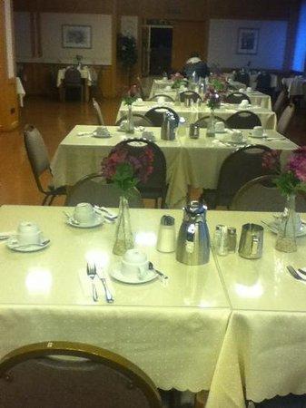 Sommerhotel Wieden: Breakfast room