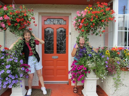 Mystical Rose Bed and Breakfast: Complicité