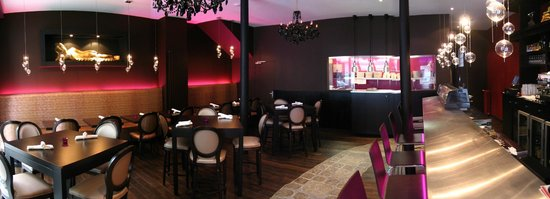le wok route de foug re fotograf a de le wok restaurant rennes tripadvisor. Black Bedroom Furniture Sets. Home Design Ideas