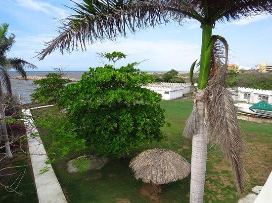 Hotel Castillo del Mar : Panoramica del Hotel