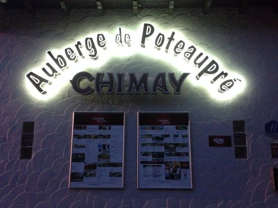 Auberge de Poteaupre : Welcome :-)