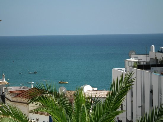 Bay View : Balcony view