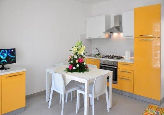 vista del bilocale molto carino!!! - Picture of Residenza Le ...