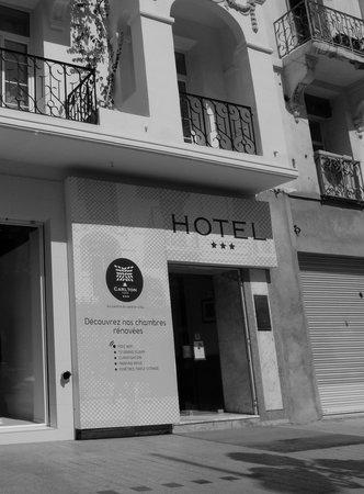 Carlton Hotel Tunis: ..