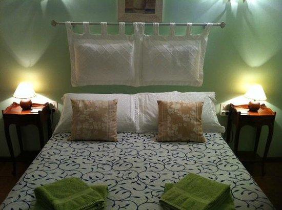 Les Eaux Tranquilles: Chambre à 55€ (nommée Sauge)