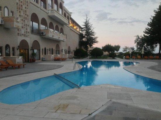 Uchisar Kaya Hotel: Piscina