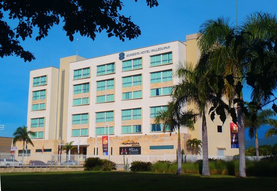 Sonesta Hotel Valledupar: Fachada