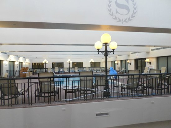 Sheraton Philadelphia Society Hill Hotel : piscina coperta