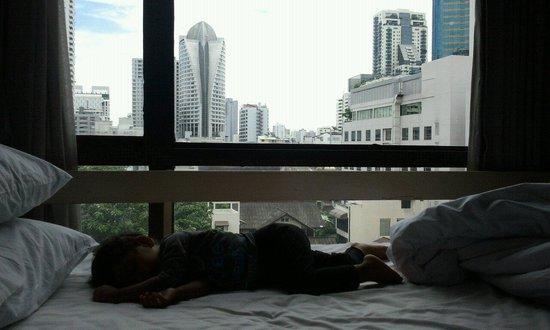 The Manhattan Sukhumvit Bangkok: In hotel room