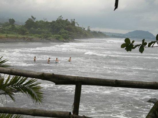 Tsaben Beach Hotel: the beach