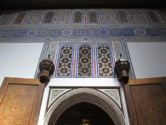 Museum für Marokkanische Kunst (Dar Si Said) ]: pormenores