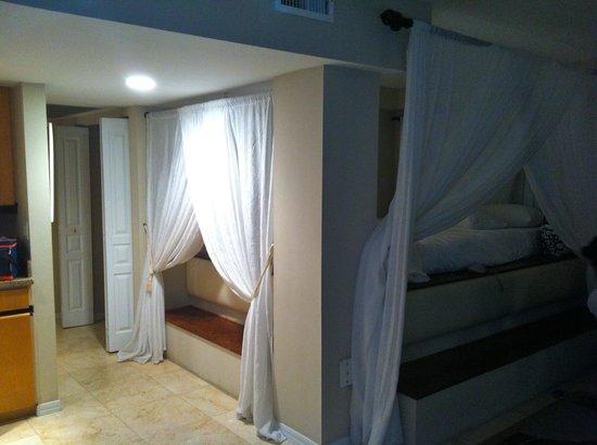 Bentley Hotel South Beach: salotto