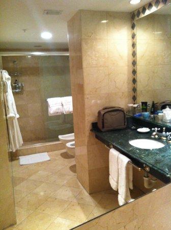 Bentley Hotel South Beach: bagno