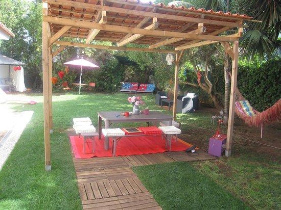 Agarre O Momento Guest House: Garden