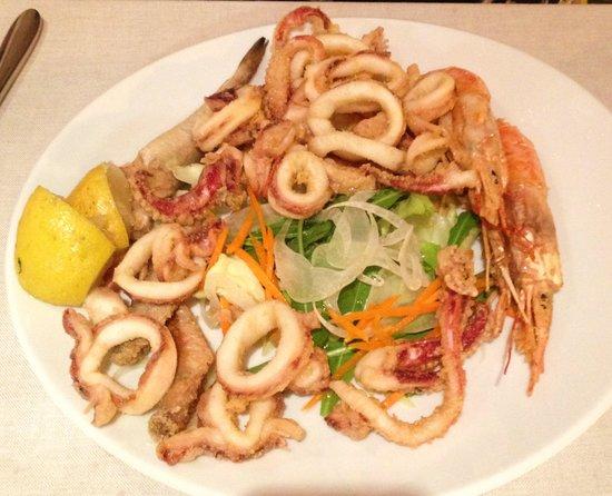 O Primmo Ammore : Fresh seafood