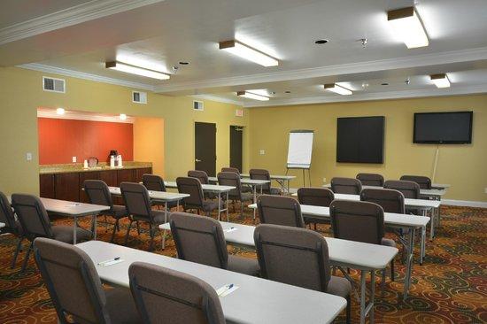 Comfort Inn & Suites : Meeting Room