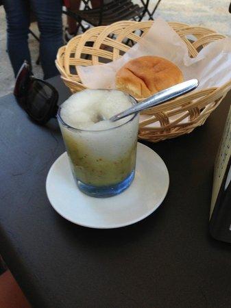 Colicchia Francesco: granita Limone e Fichi