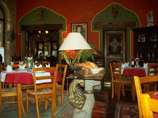 El Rincon del Encanto: Interior.