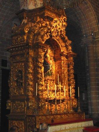 Sé Catedral de Évora: The chapel dedicated to the pregnant Virgin