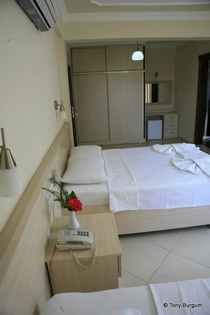 Gokcen Hotel & Apartments : room
