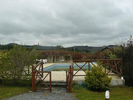 Casas de Campo - La Candelaria: Piscina