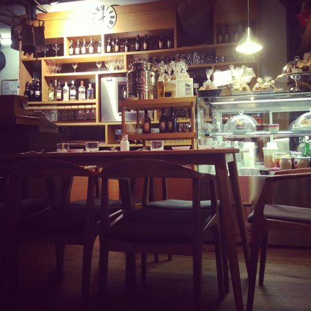Istanbul Culinary Institute : The restaurant bar