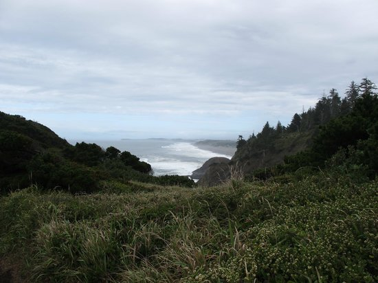 Port Orford Heads State Park: view