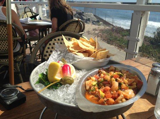 Gladstones : Seafood Ceviche