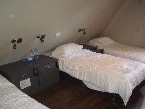 Tourist Inn: Habitación para 5